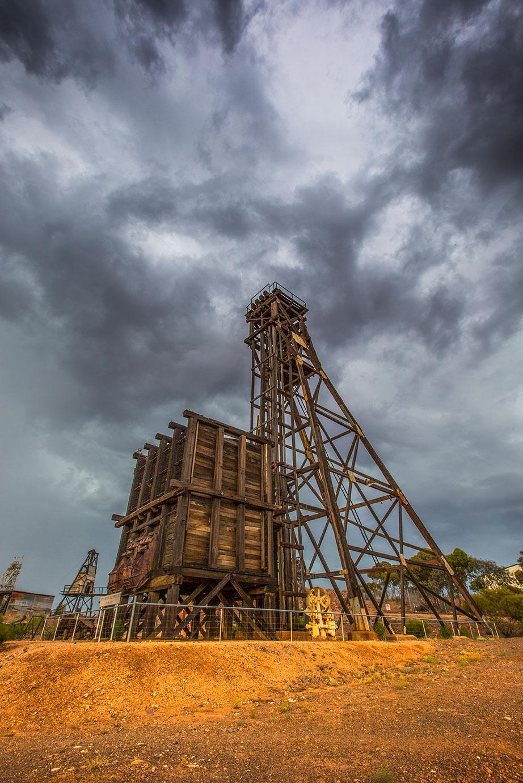 About Us - Kalgoorlie Tourism WA - Hannans North Tourist Mine